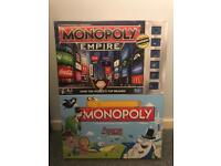 Monopoly Games for sale!