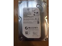BRAND NEW NEVER BEEN USED 500GB HARD DRIVE