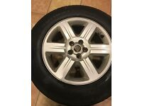 "FREELANDER 2 17 "" ALLOY WHEEL"