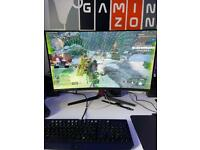"MSI optix 165hz curved 32"" gaming monitor"