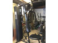 70kg Pro Fitness Home gym, Multigym