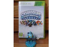 Skylanders Spyros Adventures Game