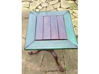 Vintage Upcycled occasional table