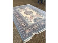 Super Keshan wool rug