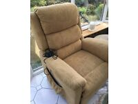 Rise and Recline Armchair for elderly (Restwell)