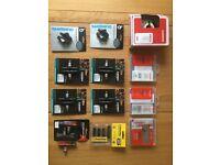 Road bike & MTB brake shoes (SwissStop, Shimano), SRAM 9 spd Road Cassette, SRAM 9 & 10 spd chains