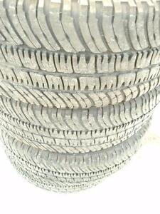 275/60R20 x4 MICHELIN LTX A/S  USED FOR SALE