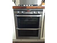 Integrated AEG Double Oven