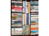 Joblot collection of books