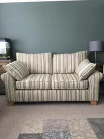 Striped sofa suite FREE DELIVERY
