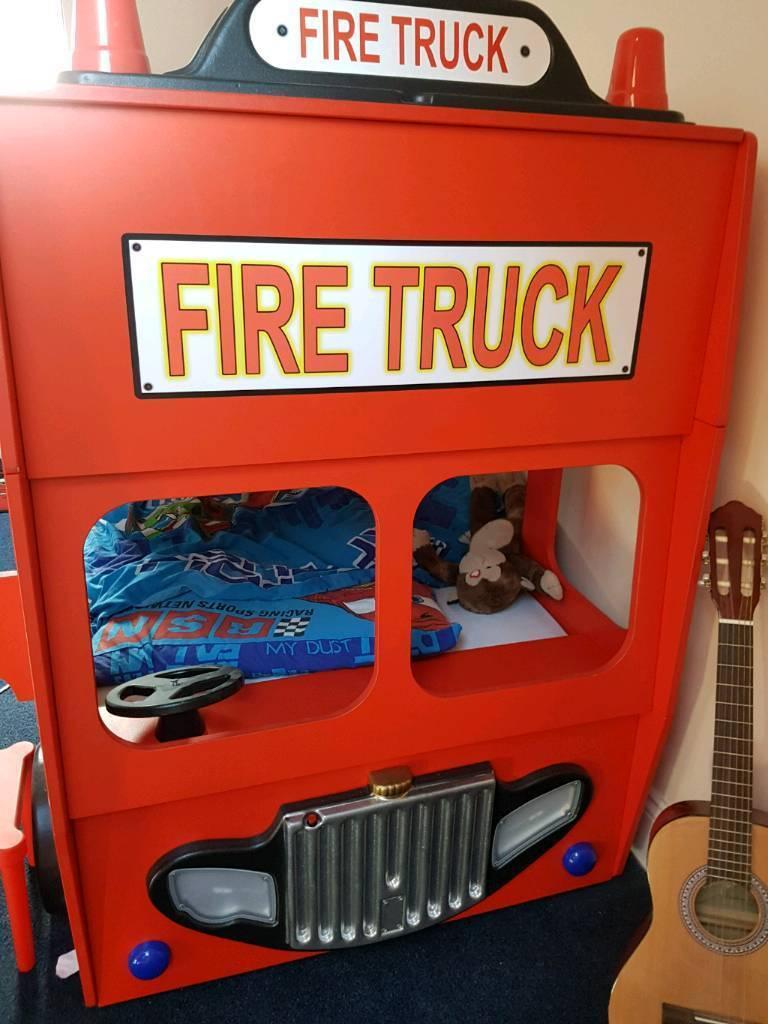 Fire Engine Bunk Bed In Stanley County Durham Gumtree