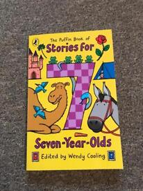 Puffin Book of Stories for 7 Year Olds