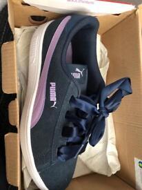 Puma trainers size 4 1/2