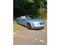 Audi a4 sport convertible