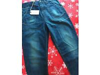 SOVIET MENS JEANS BRAND NEW TAGS ON W34 L32 open to reasonable offer devilvery possible