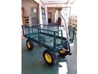 Large Mesh Cart