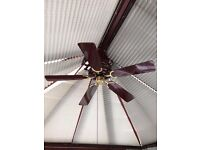 Conservatory Ceiling Fan
