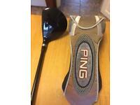 Ping G10 3wood
