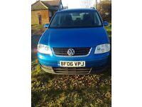 Volkswagen Touran se tdi, For spares or repair,