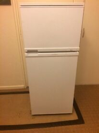 Fridge freezer for sale in fair condition good working order pick up only need gone £40