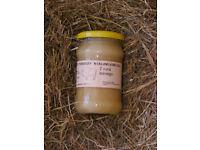 380 grams ECO WILD FOREST HONEY/EKOLOGICZNY MIOD RUNOWY Z BIAŁOWIEŻY