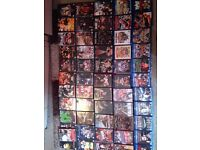 WWE DVD/BLU RAYS