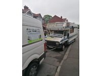 TOP PRICES PAID FOR ALL MOTORHOMES AND CAMPERVANS CASH ON COLLECTION