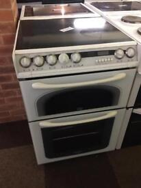 CREDA 60. CM DOUBLE OVEN ELECTRIC COOKER
