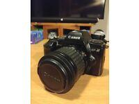Canon EF-M film Camera FOR SALE!