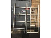 Industrial Alto aluminium scaffold tower frames