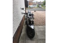 Suzuki 650 bandit for sale working goes well mot to Oct 2018 in need of some surface work in use