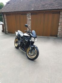 Superb Triumph Street Triple R
