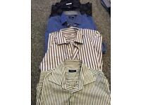 Men's Shirts x 4