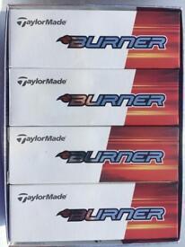 Taylormade Burner Golf Balls x12