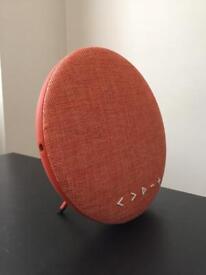 Wireless Bluetooth Speaker by Urban Kanteen in Orange