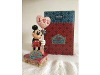 """Disney Traditions """"You Keep Me Grounded"""" Figurine"""