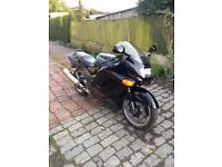 Kawasaki ZZR1100 D7 Swap Or Px Another Bike, Anything Considered.