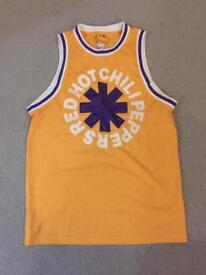 Red hot chilli peppers Lakers jersey