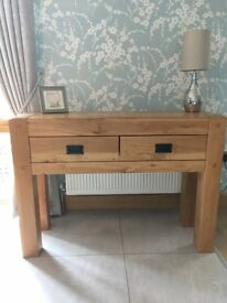 Stunning Solid Oak Sideboard - Immaculate Condition