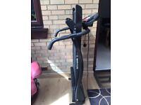Salus Sport X-lite II Compact motorised treadmill