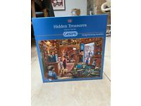 Gibsons 1000 piece bookstore jigsaw puzzle