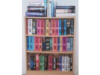 Stephen King book collection x 55