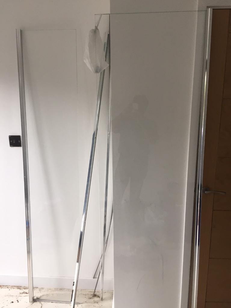 Walk in shower panels Coastline Cannes