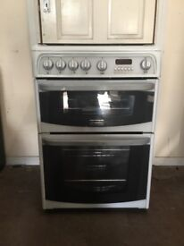 Cannon gas cooker 60cm double oven 3 months warranty free local delivery!!!!!!
