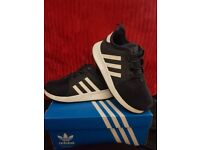Kids Adidas and Nike Trainers 4 pairs in total