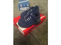 Baby boys Nike air max 95 trainers size uk 3.5