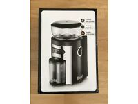 Brand new, fully boxed Dualit Coffee Grinder