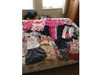 Huge girls clothes bundle 2-3 years