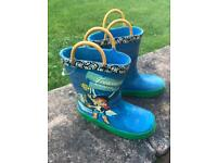 Kids Character Wellies - never used