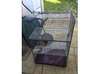 Huge rat/gerbil cage